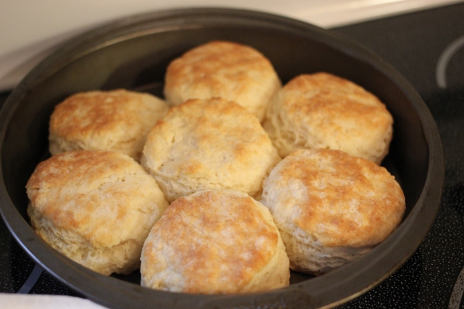 Best Baking Powder Biscuits!