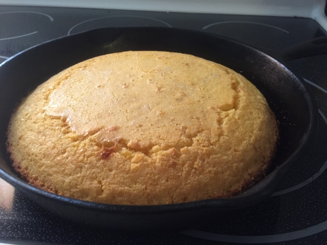 Old Fashioned Cornbread.